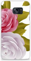 Samsung Galaxy S7 Edge Hardcase Hoesje Roses