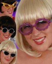 Glitterbril kind