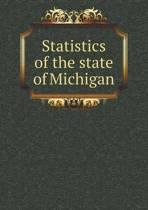 Statistics of the State of Michigan