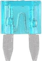 Proplus Autozekeringen Mini 15a Blauw 6 Stuks