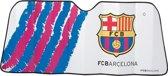 Sumex Fc Barcelona Zonnescherm Voorruit 145 X 70 Cm Wit
