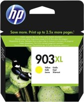 HP 903XL - Inktcartridge / Geel / Hoge Capaciteit