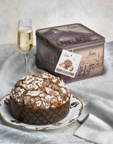 Panettone Veneziana Apricot & Spices 550g The Tins