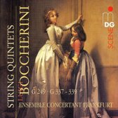 SCENE  Boccherini: String Quintets / Concertant Frankfurt