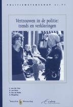Politie & wetenschap 71 - Vertrouwen in de politie