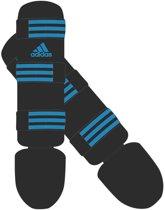adidas Scheenbeschermers Good Zwart/Blauw Extra Large