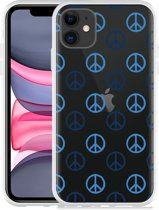 Apple iPhone 11 Hoesje Peace