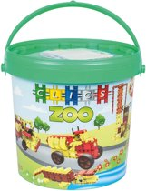 Clics Zoo Drum 10 in 1 constructie blokken
