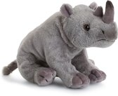 WWF - Babyneushoorn - Knuffel - 18cm