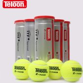 Teloon Z-Court Tennisballen 6-pack