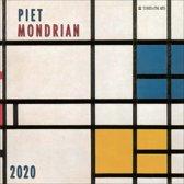 Piet Mondriaan Kalender 2020