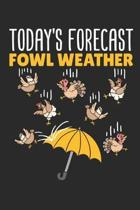 Today's Forecast Fowl Weather