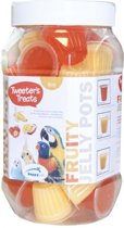 Tweeter's Treats Fruitige Jelly Mixed In Pot - 27 st