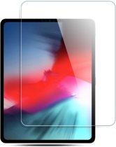 Shop4 - iPad Pro 12.9 (2018) Glazen Screenprotector -  Gehard Glas Transparant