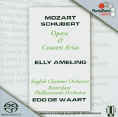 Mozart, Schubert: Opera & Concert Arias - Elly Ameling -SACD-  (Hybride/Stereo/5.1)