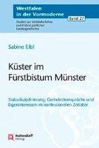 Küster im Fürstbistum Münster