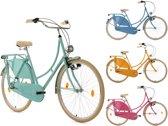 Ks Cycling Fiets 28 inch omafiets met 3 versnellingen (Nexus) Tussaud mint - 54 cm