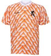 EK 88 Voetbalshirt 1988 Blanco-XXL