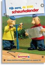 Buurman & Buurman Scheurkalender 2020