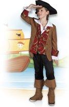 Kinderkostuum Pirate Pedro (7-9 jaar)