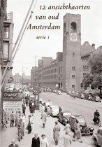 Amsterdam - 12 ansichtkaarten van oud Amsterdam (serie 1)