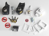 Heosafe Set 1 Fiat Ducato 250/290 Cabine+ Lock