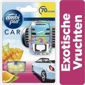 Ambi Pur Car Exotische Vruchten Startset - 7ml - Luchtverfrisser