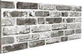 5 panelen (2.5M2) 100 x 50 cm 3D wandpanelen, kunst steenstrips,wandtegels, muurtegels  wandbekleding, kunststof steenstrips, isolatie panelen, brickstone, gevelbekleding, baksteen, decoratie wandpanelen code 105