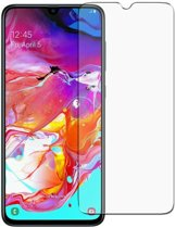 Samsung Galaxy A70 screenprotector Folie - Full Cover