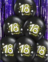 Ballonnen 18 & crazy 50st
