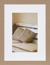 Henzo Fotolijst Driftwood - Fotomaat 30x40 cm - Beige