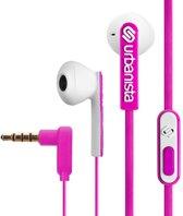 Urbanista San Francisco Headset In-ear Roze, Wit