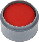 Grimas Schmink, 15 ml, helder rood