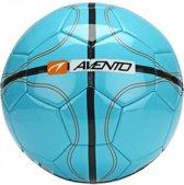 Avento Voetbal Glossy - League Defender II - Blauw/Oranje/Wit - 5