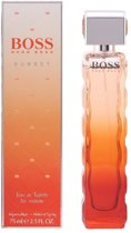 PROMO 2 stuks BOSS ORANGE SUNSET eau de toilette spray 75 ml