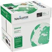Kopieerpapier Navigator Universal Nonstop 5x500vel A4 80gr wit