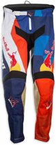 Kini Red Bull Kinder Crossbroek Vintage Orange/Blue-28