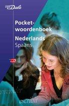 Van Dale pocket woordenboek Nederlands - Spaans