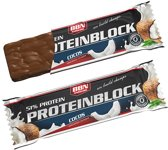 Best Body Nutrition Hardcore Protein Block - Eiwitrepen - 1 box - Chocolate