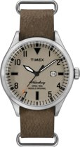 Timex Waterbury Brown horloge TW2P64600