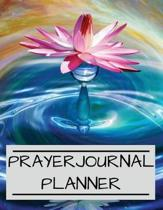Prayer Journal Planner
