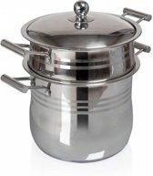 Couscouspan/ Stoompan 14 Liter HAKAL