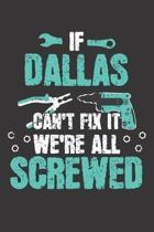 If DALLAS Can't Fix It