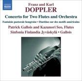 Doppler: Music F. Flutes + Orch.