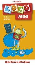 Mini Loco. Rekenspelletjes. Optellen en aftrekken (6-8 jaar)