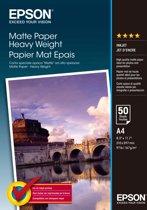 Epson C13S041256 - Printpapier- A4 / Mat foto papier