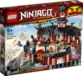Afbeelding van LEGO NINJAGO Het Spinjitzu Klooster - 70670 speelgoed