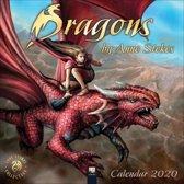 Anne Stokes Kalender 2020 Dragons