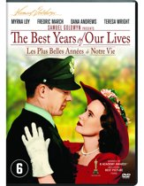 DVD cover van Best Years Of Our Lives