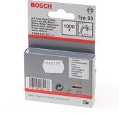 Bosch - Niet met fijne draad type 53 11,4 x 0,74 x 14 mm